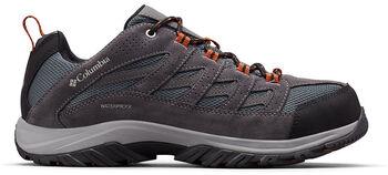 Columbia Crestwood WP M outdoorové boty Pánské šedá