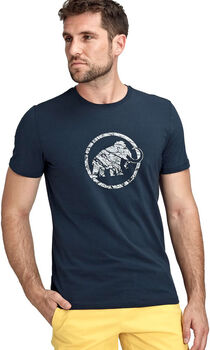 MAMMUT Logo Pánské modrá