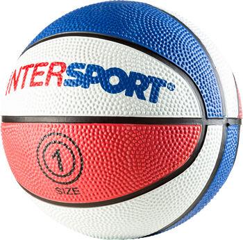 INTERSPORT Mini basketbalový míč červená