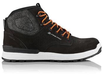 Alpine Pro Holis zimní boty Pánské černá
