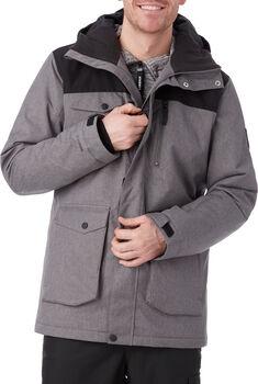 FIREFLY Grady Slopestyle lyžařská bunda šedá