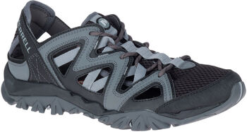 Merrell Tetrex Crest Wrap outdoorové boty Pánské černá