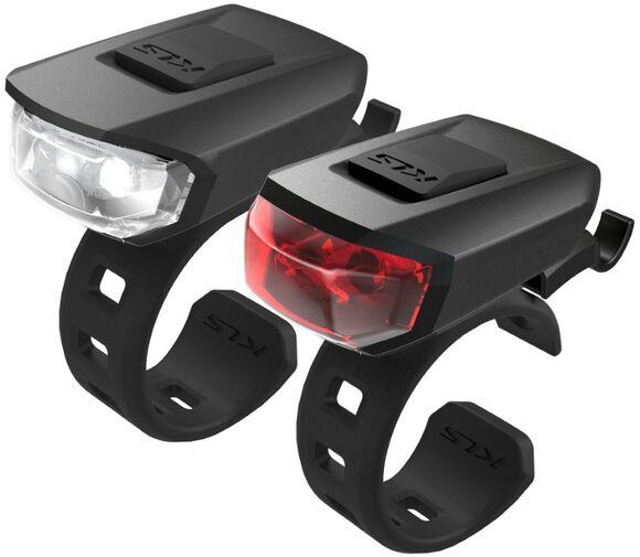 IO USB Front světlo na kolo