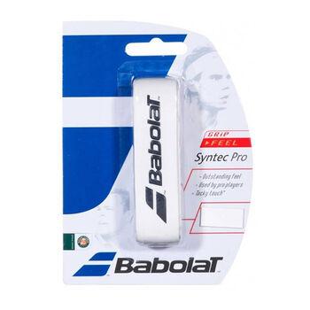 Babolat Syntec Pro Grip bílá