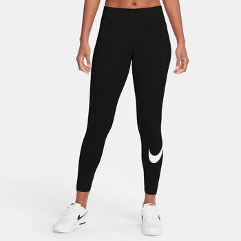 Nike W Nsw Essential Legging Swoosh Dámské černá