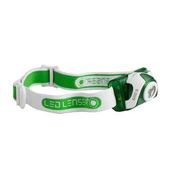 LedLenser R Seo 3 zelená