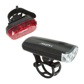 Cytec High LED světla na kolo černá