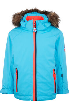McKINLEY Carla II lyžařská bunda modrá
