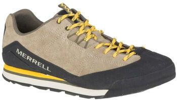 Merrell Catalyst Suede outdoorové boty Pánské hnědá