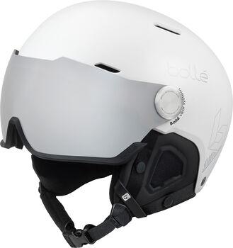 Bollé Might Visor lyžařská helma bílá