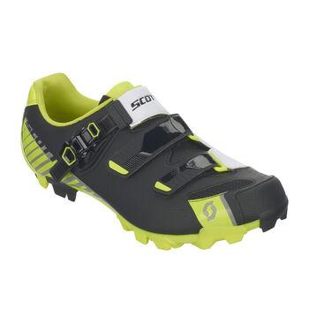 SCOTT  Pro MTB cykl.obuv2 suché zipy Pánské žlutá