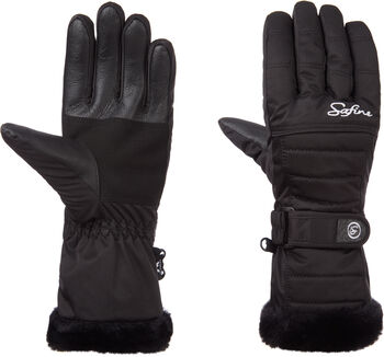 McKINLEY Safine Blair II lyžařské rukavice Dámské černá