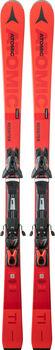 ATOMIC Redster TI SMU závodní sjezdové lyže bez vázání červená