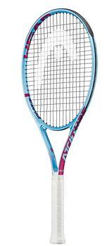 Head MX Attitude Elite tenisová raketa modrá