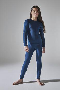 Craft Core Warm Baselayer sada termo prádla modrá