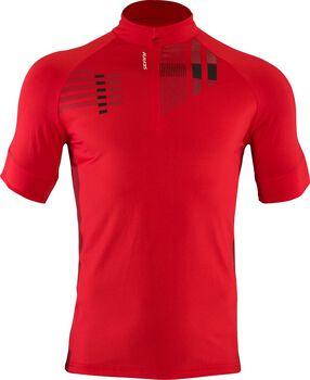Silvini Croce cyklistický dres Pánské červená