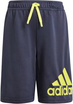 adidas B BL SHO Doubleknit-hydro Sportovní kraťasy modrá