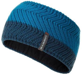 MAMMUT La Liste Headband modrá