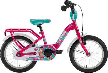 "GENESIS Princessa 16"" kolo růžová"