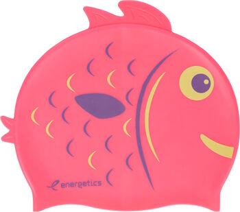 ENERGETICS CAP SIL koupací čepice růžová