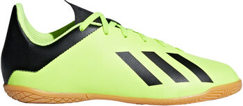 adidas X TANGO 18.4 IN J žlutá