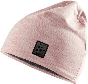 Craft Microfleece Ponytail růžová