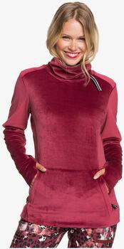 Roxy Deltine fleecová mikina Dámské červená