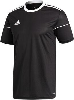 adidas SQUAD 17 JSY Short Sleeve černá