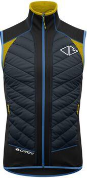 Crazy Vest Flame Man outdoorová vesta Pánské žlutá