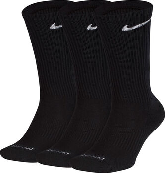 Nike Training Crew 3 páry Pánské černá