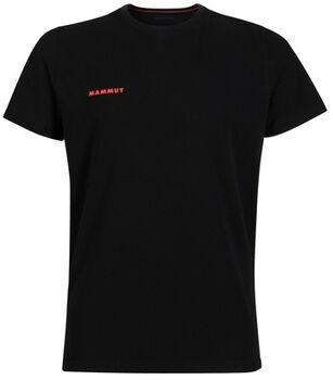 MAMMUT  Pán.tričko Logo Pánské černá