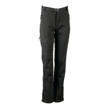 GTS Softshell Pant Ladies prodloužená délka Dámské černá
