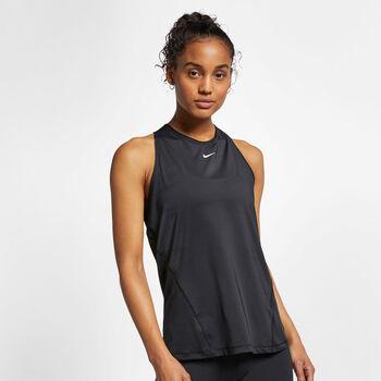 Nike W Np Tank All Over Dámské černá