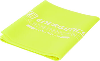 ENERGETICS Posilovací guma žlutá
