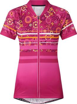 NAKAMURA Tiara cyklistické tričko Dámské růžová