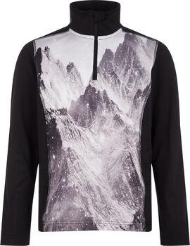 McKINLEY  Dívčí funkč.tričkoDaniston DryPlus Eco černá