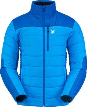 Spyder Glissade Insulator bunda Pánské modrá
