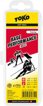 TOKO  Base PerformanceHydro Carbon pro všechny růžová