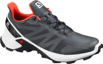 Salomon Supercross GTX běžecké boty Pánské šedá