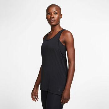 Nike W Yoga Layer sportovní tílko Dámské černá