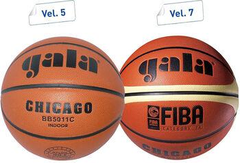 Gala  ChicagoBasketbalový míc bílá