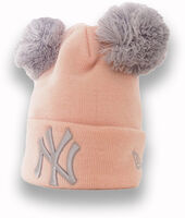 A MLB Double Pom Knit Cuff Kids