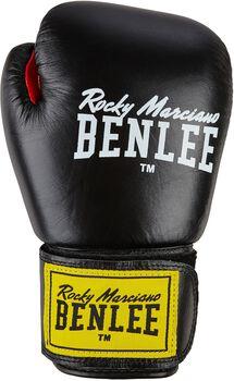 Rocky Marciano Fighter boxerské rukavice černá