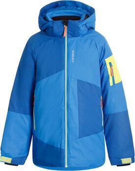Icepeak Lempster jr lyžařská bunda modrá