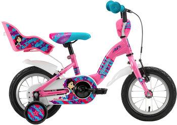 """GENESIS Princessa 12"""" kolo Dívčí růžová"""