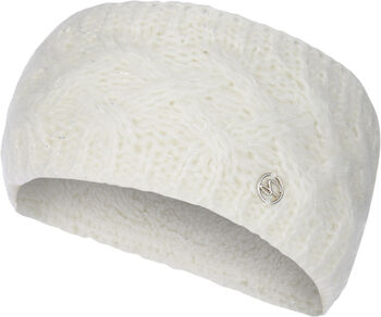 McKINLEY Malma II wms Headband Dámské bílá