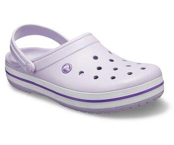 Crocs Crocband pantofle fialová