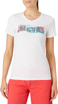 McKINLEY Mathu outdoorové tričko Dámské bílá