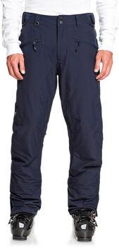 Quiksilver Snowboardhose snowboardové kalhoty Pánské modrá