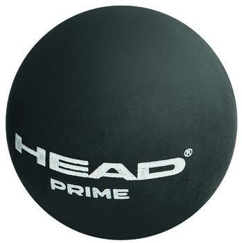 Head Prime Squash míč černá